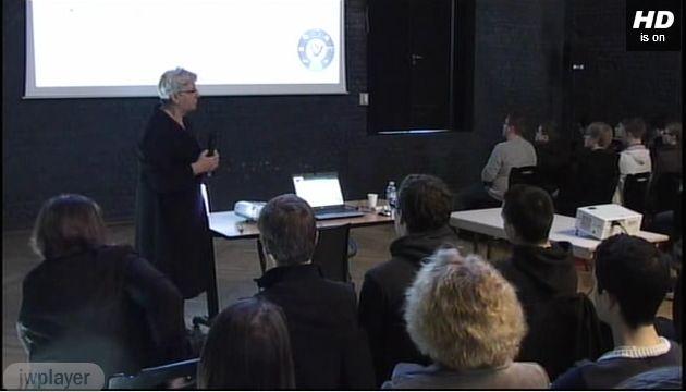 conférence Nicole El Karoui